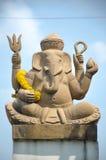 Statua di Lord Ganesh Immagine Stock