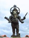 Statua di Lord Ganesh Immagini Stock