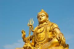Statua di Lord Shiva Fotografia Stock Libera da Diritti