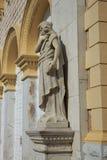 Statua di marmo Fotografia Stock