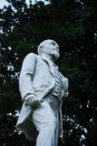 Statua di marmo dell'uomo moderno Immagine Stock Libera da Diritti