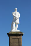 Statua di medico e del riformatore scozzesi Joseph Hume Fotografia Stock Libera da Diritti
