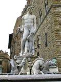 Statua di Nettuno Immagini Stock