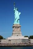Statua di New York City di libertà fotografia stock libera da diritti
