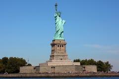 Statua di New York City di libertà immagini stock
