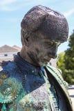 Statua di nimeno ii di Matador Fotografie Stock