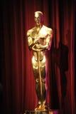 Statua di Oscar Immagine Stock