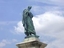 Statua di Ovidius immagini stock