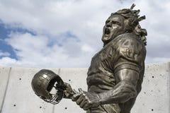 Statua di Pat Tillman Fotografie Stock Libere da Diritti