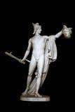 Statua di Perseus e della medusa fotografie stock