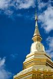 Statua di Phra Thart Jom Khitti Fotografia Stock