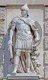 Statua di Roman Imperator Fotografie Stock Libere da Diritti