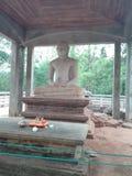 Statua di Samadhi immagini stock