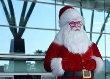 Statua di Santa Claus Immagine Stock
