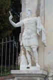 Statua di Selfie Immagini Stock