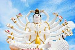 Statua di Shiva Fotografie Stock
