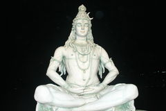 Statua di Shiva Fotografie Stock Libere da Diritti