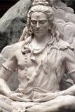 Statua di Shiva Immagini Stock