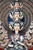 Statua di Shiva, montagne di marmo, Da Nang, Vietnam Immagini Stock