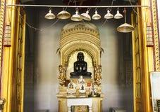 Statua di Shreyansanath Immagini Stock Libere da Diritti