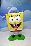 Statua di Spongebob Fotografie Stock