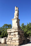 Statua di tritone Fotografie Stock Libere da Diritti