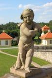 Statua di un bambino Fotografie Stock