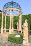 Statua di una donna Fotografia Stock