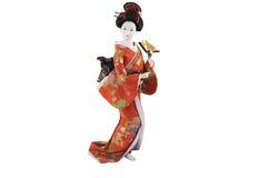 Statua di una donna cinese Immagini Stock