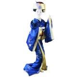 Statua di una donna cinese Fotografie Stock