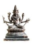 Statua di Vishnu Fotografia Stock