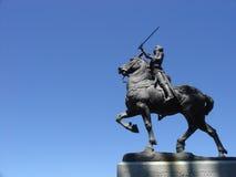 Statua di vittoria Fotografia Stock