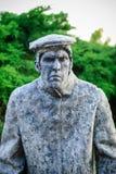 Statua durante il festival internazionale delle statue viventi Fotografia Stock Libera da Diritti