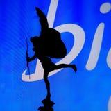 Statua Eros zdjęcia royalty free