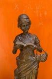 Statua femminile Fotografia Stock