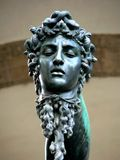 Statua a Firenze, Italia. Fotografia Stock