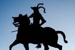 Statua Francisco Pizarro Zdjęcie Stock