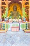 Statua Front Centered Great Buddha Hall di Daibutsu V Fotografia Stock Libera da Diritti