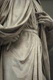 Statua fuori del Uffizi, Firenze, Italia Fotografia Stock