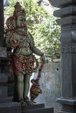 Statua Ganesha Elelphant bóg przy Aadishakti Seeta Amman świątynią zdjęcie royalty free