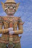 Statua gigante Immagini Stock
