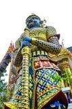 Statua gigante fotografie stock