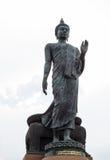 Statua gigante del buddha Fotografia Stock