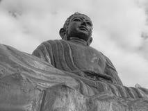 Statua gigante del buddha Fotografie Stock