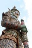 Statua gigante tailandese fotografie stock