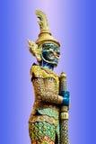 Statua gigante tailandese Fotografia Stock
