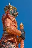 Statua gigante, Tailandia Fotografia Stock