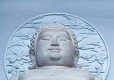 Statua grassa del Buddha Immagini Stock