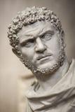 Statua greca del busto fotografia stock libera da diritti