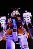 Statua Gundam Zdjęcie Stock
